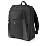 "HP Essential 39.6 cm (15.6"") Backpack case Black"