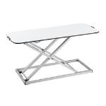 Amer EZUP3213 desktop sit-stand workplace