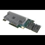 Intel RMS3VC160 PCI Express x8 3.0 12Gbit/s RAID controller