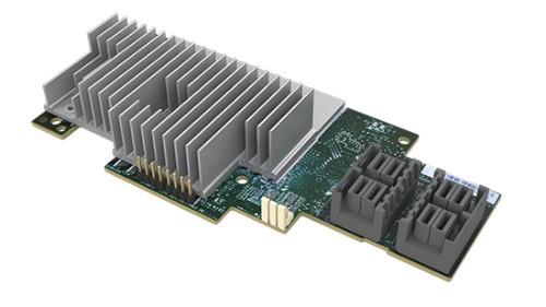Intel RMS3VC160 RAID controller PCI Express x8 3.0 12 Gbit/s