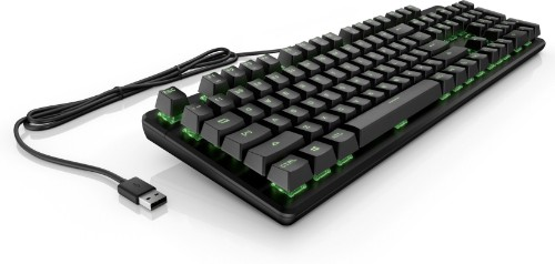 HP Pavilion Gaming 500 keyboard USB Black