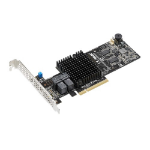 ASUS PIKE II 3108-8I/240PD/2G PCI Express 3.0 12Gbit/s RAID controller