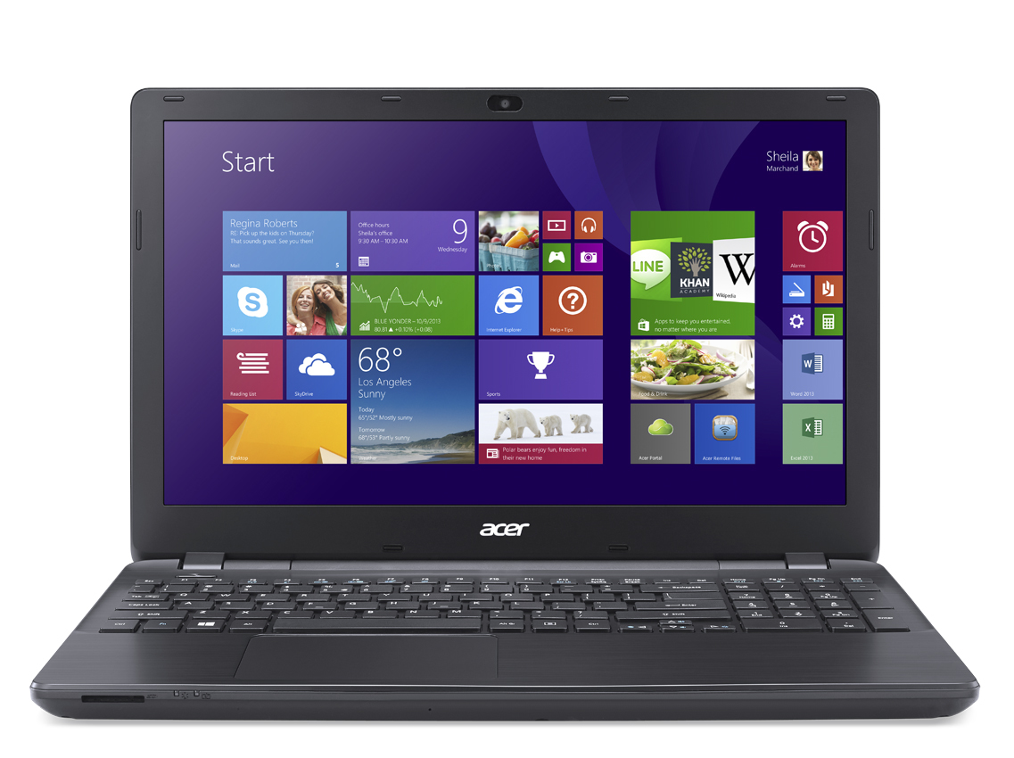 Acer Aspire E5-571-741L NX.ML8EK.079 Core i7-5500U 4GB 500GB DVDRW 15.6IN BT CAM Win 8.1