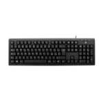 V7 USB/PS2 Wired Keyboard – IT