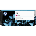HP 730 300ml Magenta ink cartridge P2V69A