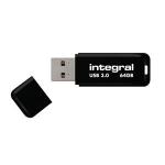 Integral Noir USB 3.0 64 GB 64GB USB 3.0 (3.1 Gen 1) Type-A Black USB flash drive