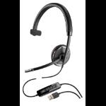 Plantronics Blackwire C510-M Monaural Head-band Black headset