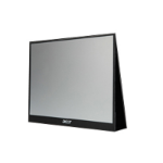 "Acer F15-S01 15"" 4:3 Black projection screen"
