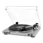 Victrola VPRO-3100 Belt-drive audio turntable Silver