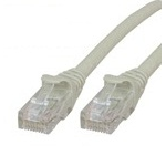 Microconnect UTP cat6 3m 3m Grey networking cable
