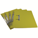 Rexel Jiffex Foolscap Transfer File Yellow (50)