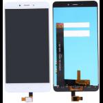 MicroSpareparts Mobile MOBX-XMI-RDMINOTE4-LCD-W Display Black,White