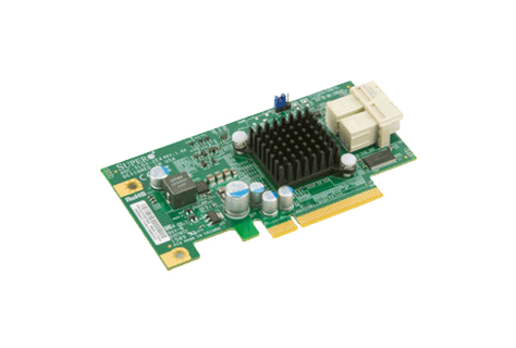 Supermicro AOC-SLG3-2E4 interface cards/adapter mini SAS Intern
