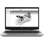 "HP ZBook 15v G5 Silver Mobile workstation 39.6 cm (15.6"") 1920 x 1080 pixels 8th gen Intel® Core™ i7 i7-8750H 16 GB DDR4-SDRAM 256 GB SSD Windows 10 Pro"