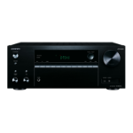ONKYO TX-NR575E 135W 5.2channels Surround Black AV receiver