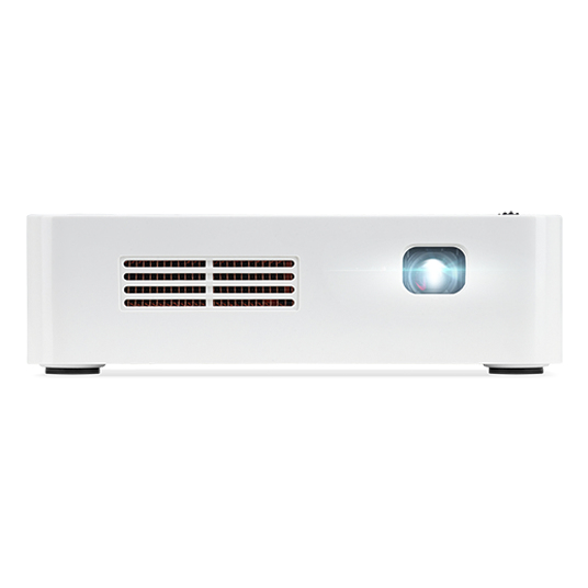 Acer C202i data projector 300 ANSI lumens DLP WVGA (854x480) Portable projector White
