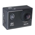 Denver ACK-8058W 16MP 4K Ultra HD CMOS Wi-Fi 800g action sports camera
