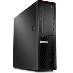 Lenovo ThinkStation P320 3.7GHz E3-1245V6 SFF Black
