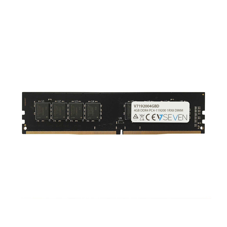 V7 4GB DDR4 PC4-19200 - 2400MHz DIMM módulo de memoria - V7192004GBD