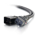 C2G 4.5m, C20/C19 cable de transmisión Negro 4,5 m C20 acoplador C19 acoplador