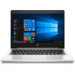 "HP ProBook 430 G7 Notebook 33.8 cm (13.3"") 1920 x 1080 pixels 10th gen Intel® Core™ i5 8 GB DDR4-SDRAM 512 GB SSD Wi-Fi 6 (802.11ax) Windows 10 Pro Silver"