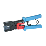 C2G RJ11/RJ45 Crimping Tool Cable Stripper