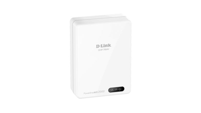 D-Link PowerLine AV2 2000 Network receiver 10,100,1000Mbit/s White