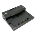 DELL Simple E-Port II With USB V3.0 includes power cable. For UK,EU.