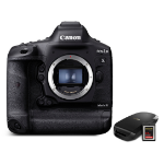 Canon EOS 1D X Mark III SLR Camera Body 20.1 MP CMOS 5472 x 3648 pixels Black