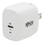 Tripp Lite U280-W01-18C1-K mobile device charger White Indoor