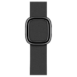 Apple MWRG2ZM/A smartwatch accessory Band Black Leather