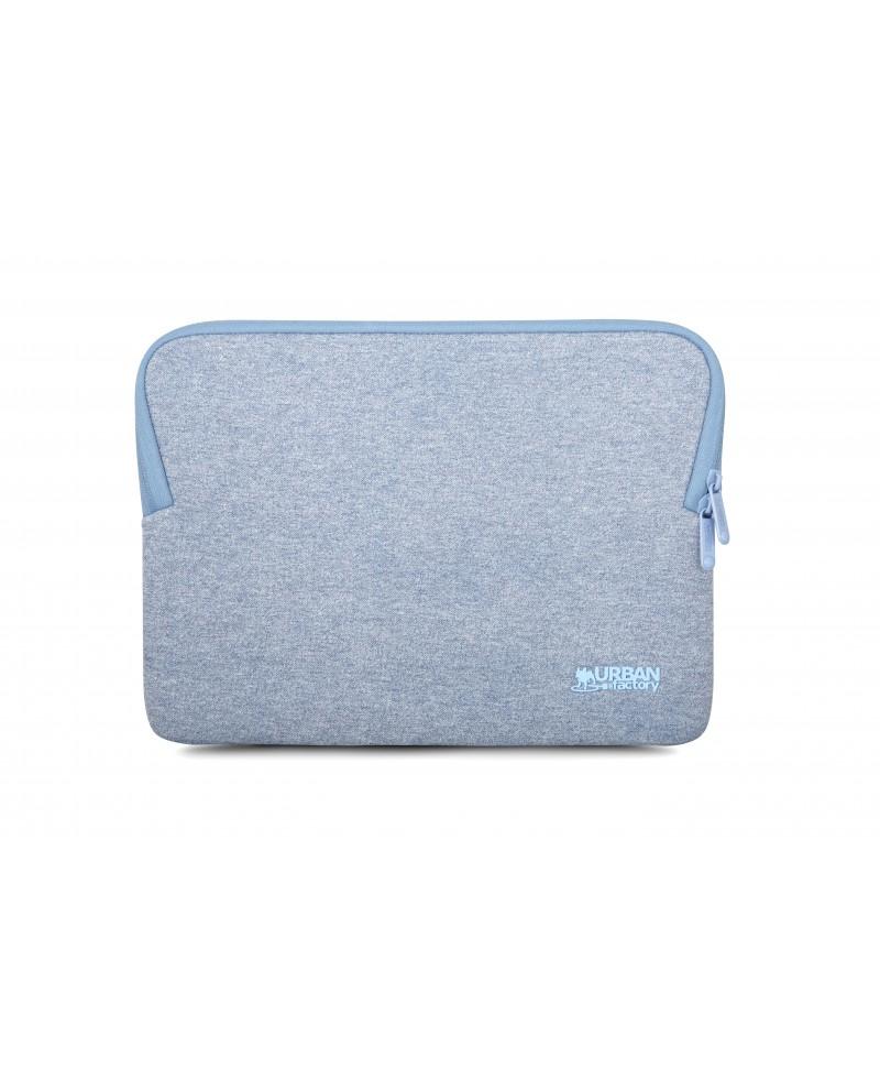 "Urban Factory MSM21UF maletines para portátil 33 cm (13"") Funda Azul"