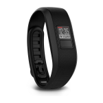 Garmin Vivofit 3 XL Wristband activity tracker LCD Wireless Black