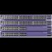 Extreme networks X450-G2-24P-10GE4-BASE Gestionado L2/L3 Gigabit Ethernet (10/100/1000) Violeta 1U Energía sobre Ethernet (PoE)