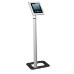 Newstar Anti-Theft Tablet Floor Stand - Silver