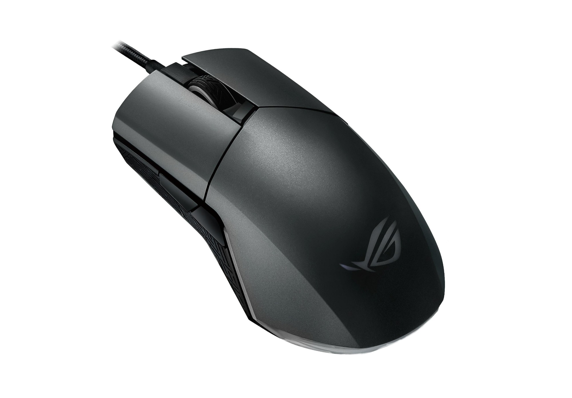 ASUS ROG Pugio mouse USB Optical 7200 DPI Ambidextrous