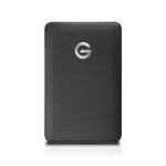 G-Technology G-DRIVE mobile USB 2000GB Black