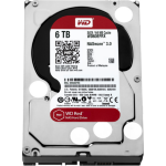 Western Digital Red 6000GB SATA III interne harde schijf