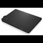 Lenovo Keyboard/Cover Case (Folio) for 25.4 cm (10inch ) Tablet, Pen -