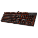 Gigabyte GK-FORCE K85 USB QWERTY Black