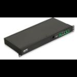 APC EPDU1016S power distribution unit (PDU) 8 AC outlet(s) 1U Black