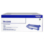BROTHER TN-3340 LASER TONER BLACK