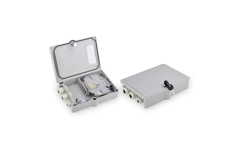 Digitus DN-968913 fibre optic adapter SC Grey 1 pc(s)