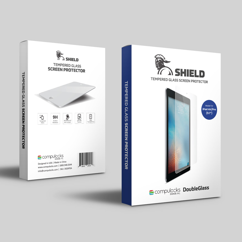 Compulocks DGSIPDA protector de pantalla Tableta Apple 1 pieza(s)