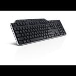 DELL KB522 keyboard USB QWERTZ German Black