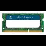 Corsair 4GB, DDR3 4GB DDR3 1066MHz memory module