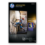HP Advanced Glossy Photo Paper-60 sht/10 x 15 cm borderless