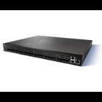 Cisco Small Business SG350XG-24F Managed L3 10G Ethernet (100/1000/10000) Schwarz 1U