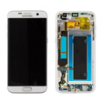 Samsung GH97-18533D mobile phone spare part Display White