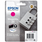 Epson C13T35834010 (35) Ink cartridge magenta, 650 pages, 9ml